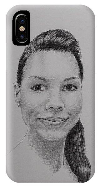 A G IPhone Case