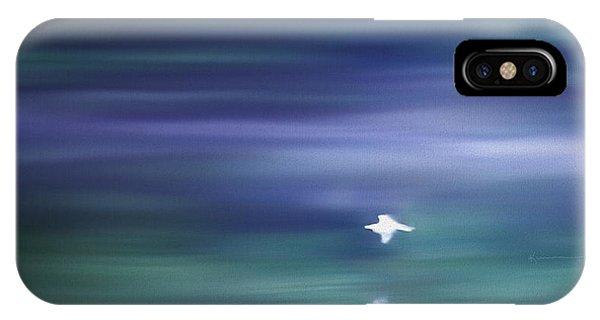 A Gentle Breeze IPhone Case