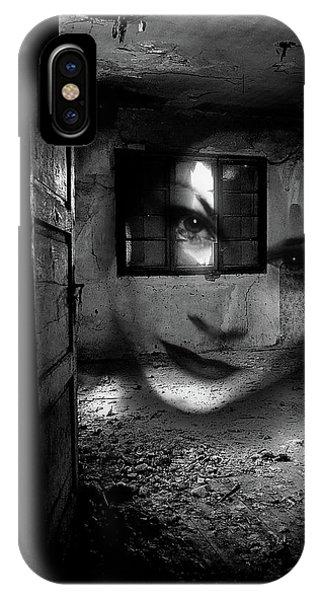 Double iPhone Case - A Ghost by Mirjana Kova??evi??