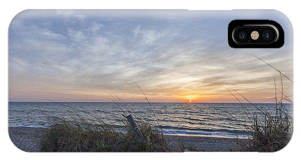 A Glass Of Sunrise IPhone Case