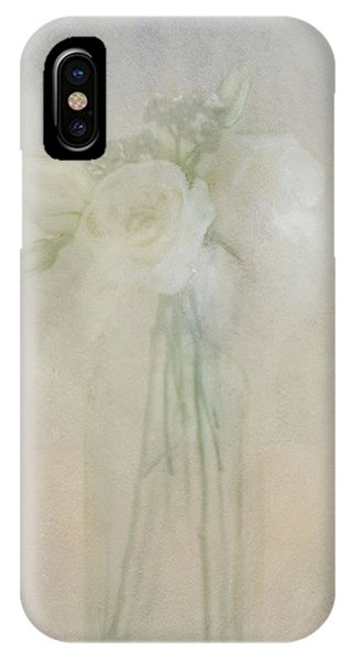 A Glimpse Of Roses IPhone Case
