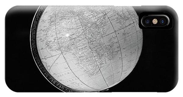 A Globe Lamp IPhone Case