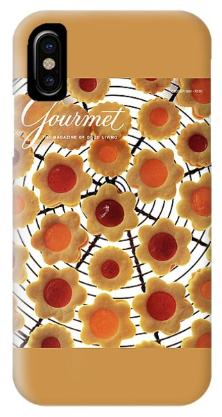 A Gourmet Cover Of Sunny Savaroffs Cookies IPhone X Case