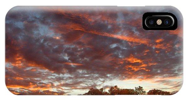 A Grand Sunset 2 IPhone Case