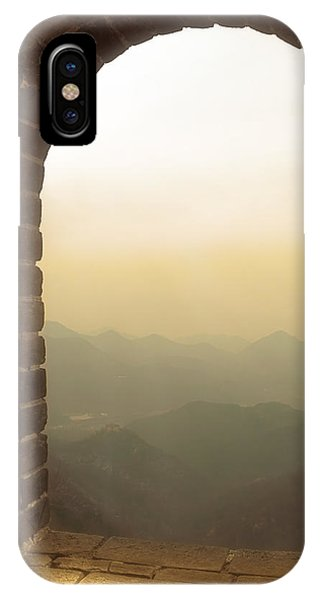 A Great View Of China IPhone Case