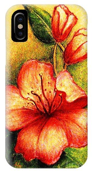 A Harbinger Of Springtime IPhone Case
