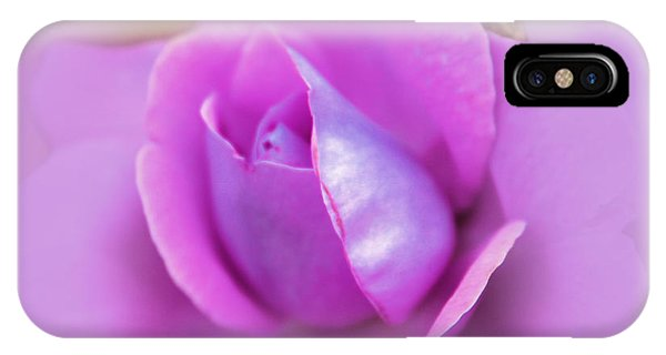 A Hint Of Lavender Rose IPhone Case
