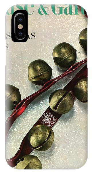 A House And Garden Cover Of Sleigh Bells IPhone Case