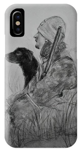 A Hunter's Best Friend IPhone Case