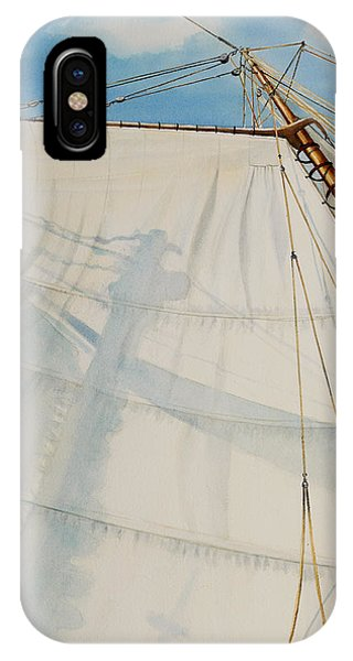 A. J. Meerwald Clear Day IPhone Case