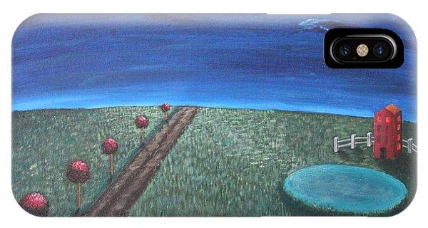 A Journey Phone Case by Margarita Gokun