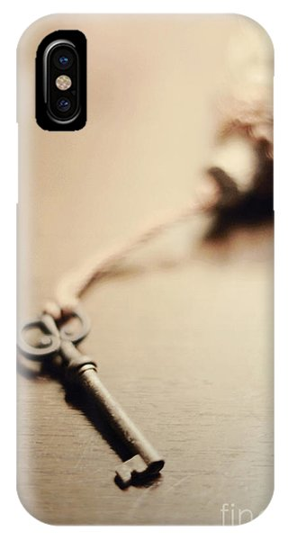 A Key... IPhone Case