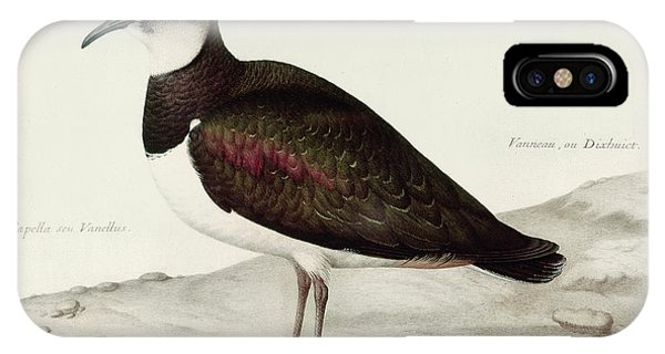A Lapwing IPhone Case
