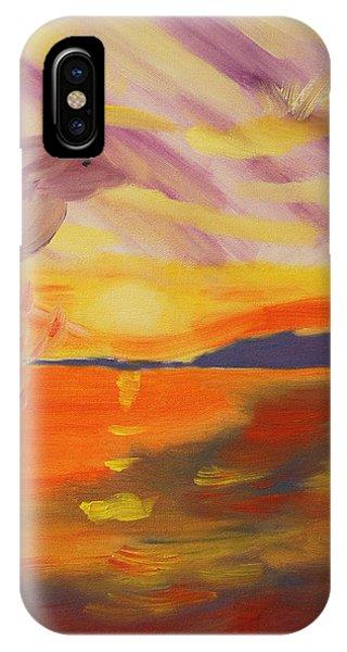 A Leap Of Joy IPhone Case