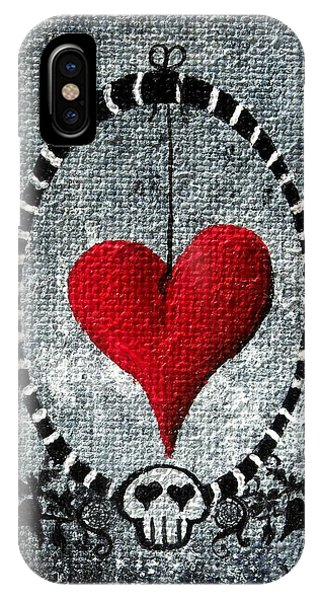 A Love Story 5 IPhone Case