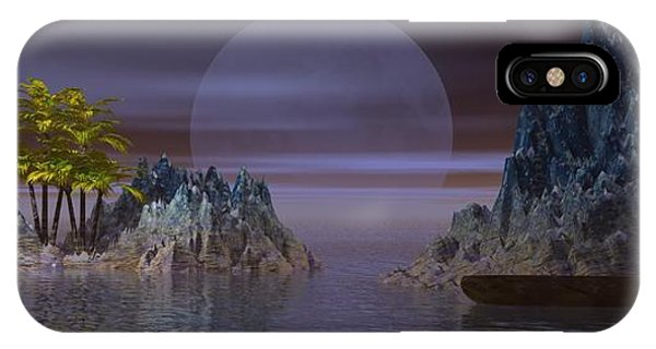 A Lover's Hide-a-way IPhone Case