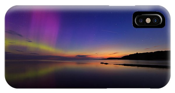 A Majestic Sky IPhone Case