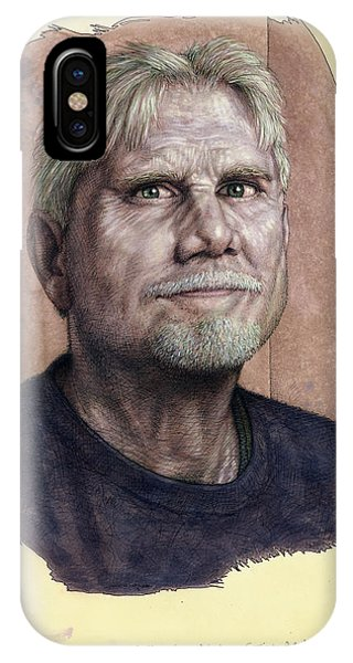 A Man Who Used To Be A Serious Artist IPhone Case