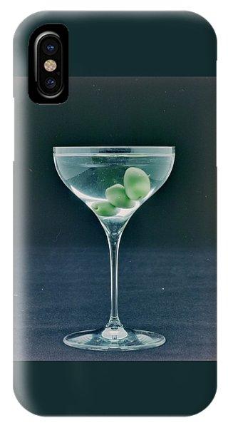 A Martini IPhone Case