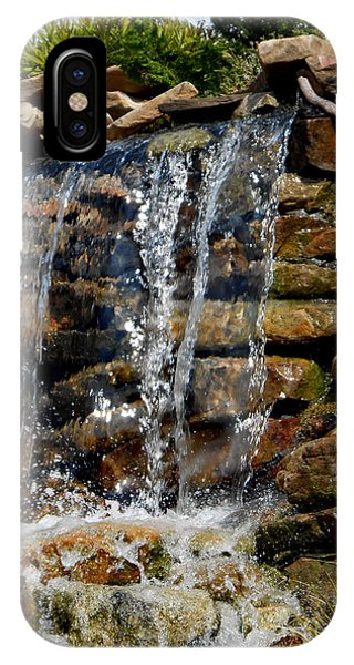 A Miniature Waterfall IPhone Case
