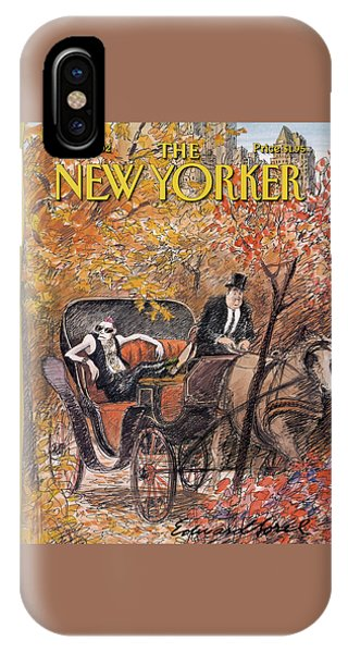 New Yorker October 5th, 1992 IPhone Case