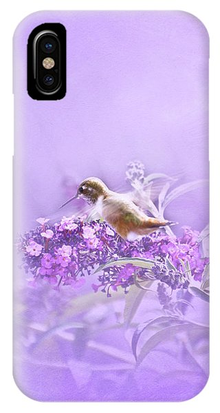 A Moment IPhone Case