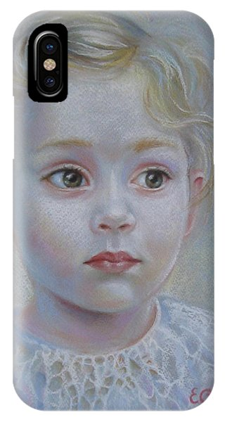A Moment Of Reverie IPhone Case