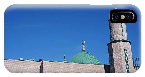 A Mosque IPhone Case