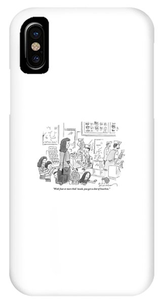 A Mother With 5 Or 6 Rambunctious Children Orders IPhone Case