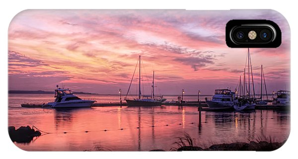 IPhone Case featuring the photograph A New Day Dawning  by Ola Allen