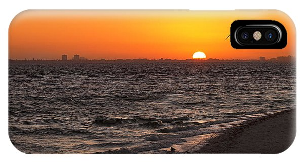 Ocean Breeze iPhone Case - A New Day - Sanibel Island by Kim Hojnacki