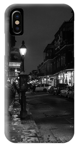A Night In The French Quarter IPhone Case