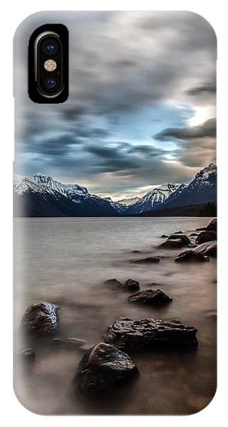 A Patch Of Blue IPhone Case