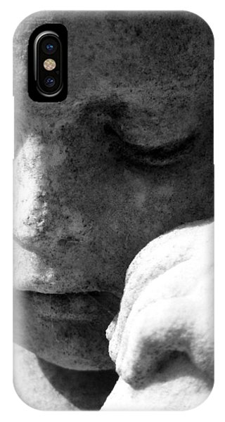 A Peaceful Sleep IPhone Case