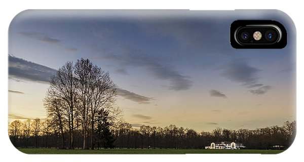A Peaceful Sunset IPhone Case