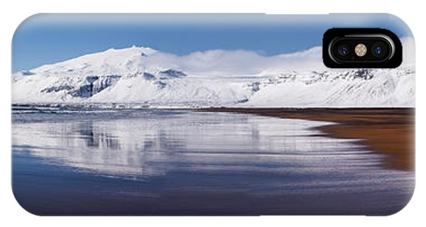 Panorama iPhone Case - A Perfect Day by Karsten Wrobel