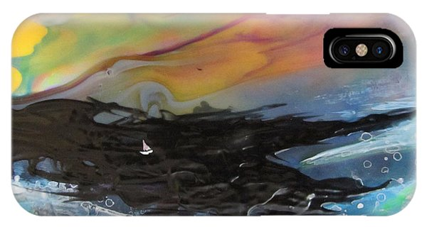A Perfect Storm IPhone Case
