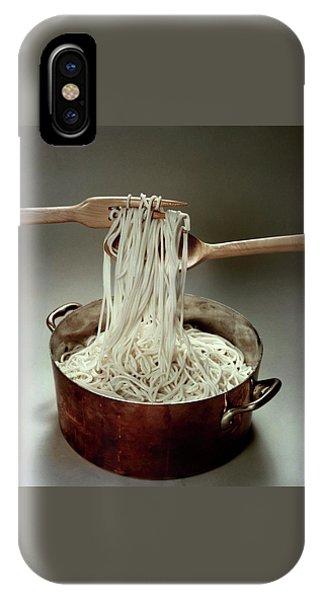 A Pot Of Spaghetti IPhone Case