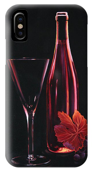 A Prelude To Romance IPhone Case