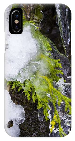 A Quick Freeze IPhone Case