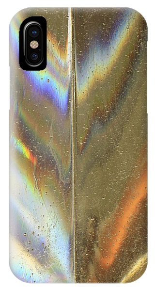 A Rainbow Within IPhone Case