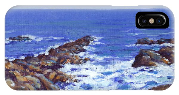 A Rocky Coast IPhone Case