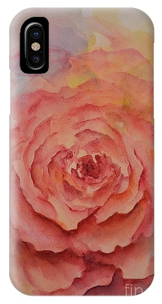 A Rose Beauty Phone Case by Kathleen Pio