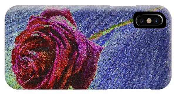 A Rose For You From Kenneth James IPhone Case