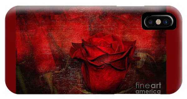 A Rose For You IPhone Case