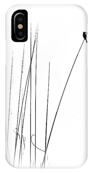 Simple iPhone X Case - A Sabbatical by Swapnil.