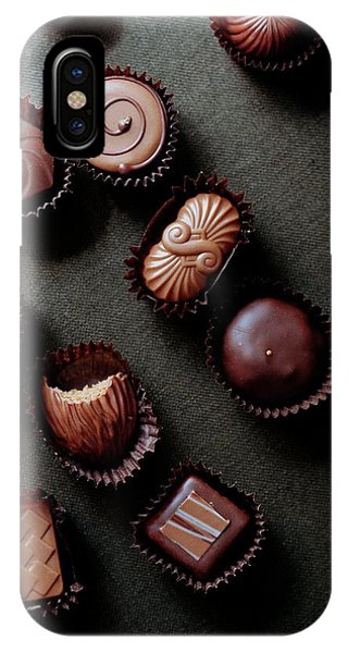 A Selection Of Chocolates IPhone Case