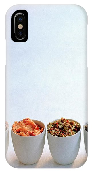 A Selection Of Spreads IPhone Case