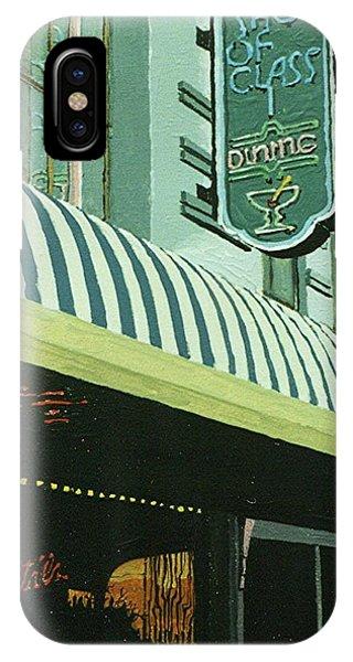 A Shot Of Class Phone Case by Paul Guyer