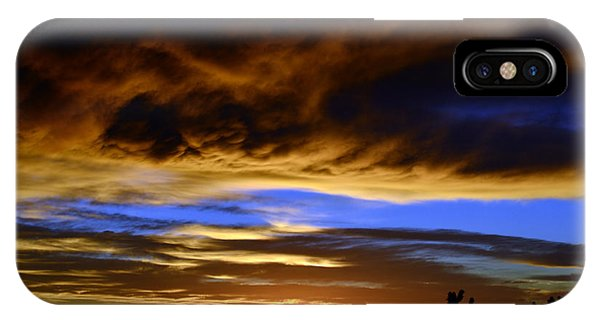 A Spectacular Sunrise IPhone Case